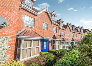 Thumbnail 5 bed terraced house for sale in Berry Way, Andover