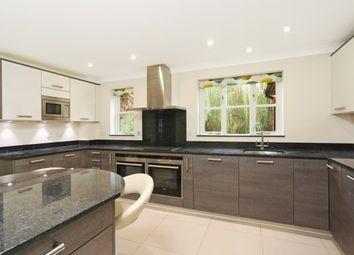 Thumbnail 4 bed detached house to rent in Davis Road, Weybridge