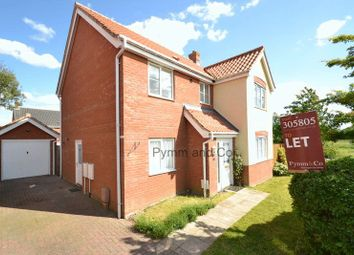 Thumbnail 5 bed detached house to rent in Mardle Street, Norwich
