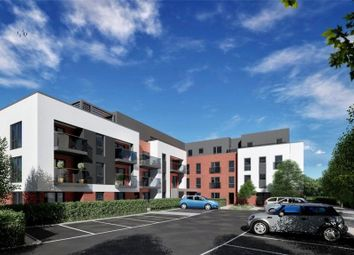Thumbnail 1 bed flat for sale in Lock House, Keeper Close, Taunton