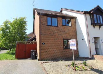 Thumbnail 2 bed end terrace house for sale in Harrison Close, Dark Orchard, Newnham