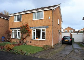 Thumbnail 2 bed semi-detached house to rent in Hickling Grove, Stockton-On-Tees