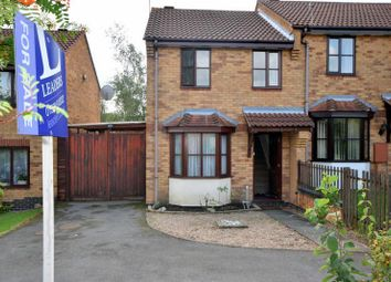 Thumbnail 2 bedroom semi-detached house for sale in Acer Close, Loughborough