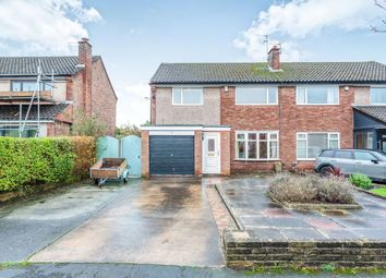 Thumbnail 4 bed semi-detached house to rent in The Dingle, Fulwood, Preston