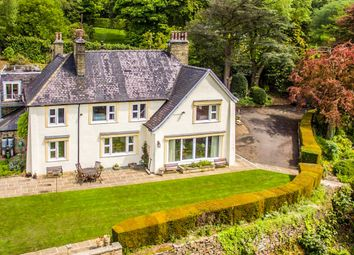 Thumbnail 5 bed detached house for sale in Long Hill, Darley Hillside, Matlock