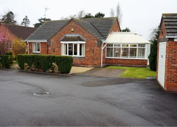 Thumbnail 2 bed detached bungalow for sale in Haverholme Close, Sleaford