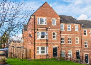 Thumbnail 4 bed town house for sale in Rayner Gardens, Farsley