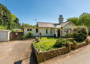 Thumbnail 3 bed equestrian property for sale in Sturts Lane, Walton On The Hill, Tadworth