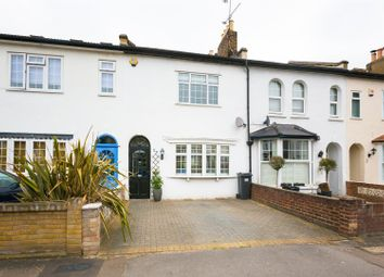 Thumbnail 4 bed terraced house for sale in Wellesley Road, London