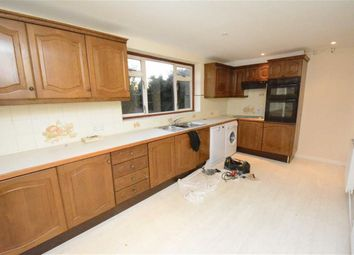 Thumbnail 4 bed detached house to rent in Chestnut Avenue, North Grays, Essex