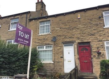 Thumbnail 3 bed terraced house to rent in Hastings Avenue, Bradford