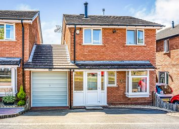 Thumbnail 3 bed link-detached house for sale in Nightingale Drive, Kidderminster