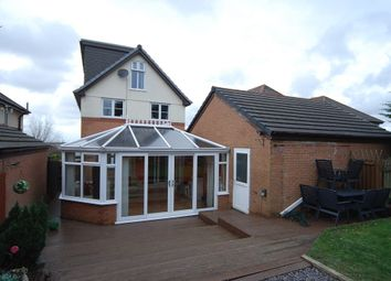 Thumbnail 4 bed detached house for sale in Pryors Walk, Askam-In-Furness, Cumbria