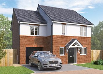 "Thumbnail 3 bed detached house for sale in ""The Malton"" at Wellfield Road North, Wingate"