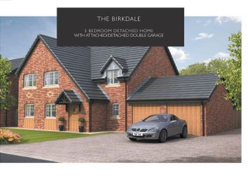 Thumbnail 5 bed detached house for sale in Mather Fold Farm, Hoghton Lane, Preston