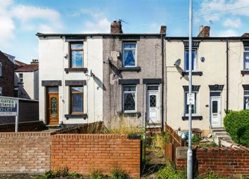 Thumbnail 2 bedroom terraced house for sale in St. Johns Road, Barnsley