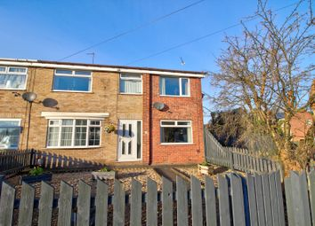 Thumbnail 4 bed semi-detached house for sale in Foxholme Road, Sutton-On-Hull, Hull
