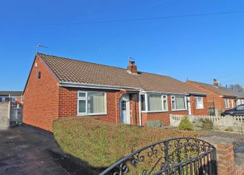 Thumbnail 2 bed semi-detached bungalow for sale in Cedar Avenue, Hindley Green, Wigan