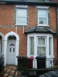 Thumbnail 5 bed terraced house to rent in 13 Donnington Road, Reading