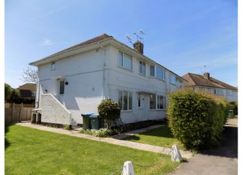Thumbnail 2 bed flat for sale in The Crescent, East Preston