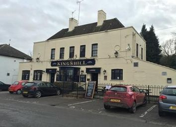 Thumbnail Pub/bar for sale in The Kingshill, 2 Kingshill Road, Dursley, Gloucestershire