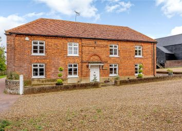 Thumbnail 4 bed equestrian property for sale in Redbourn Road, St. Albans, Hertfordshire
