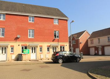 Thumbnail 4 bed town house for sale in Watkins Square, Llanishen, Cardiff