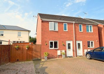 Thumbnail 3 bed semi-detached house for sale in Market Place, Willand