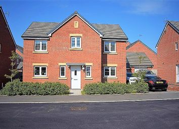 Thumbnail 4 bed detached house for sale in Clos Y Mametz, Porthcawl, Bridgend County Courough