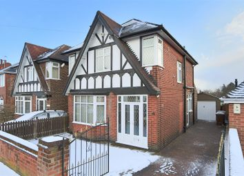 Thumbnail 3 bed detached house for sale in Northdale Road, Bakersfield, Nottingham