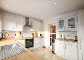 Thumbnail 3 bedroom end terrace house for sale in Byfleet, West Byfleet, Surrey
