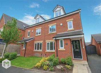 Thumbnail 4 bedroom semi-detached house for sale in Spinners Drive, Worsley, Manchester