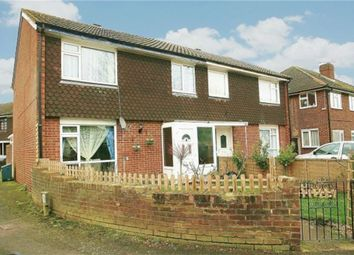 Thumbnail 3 bed semi-detached house for sale in Wood End Green Road, Hayes, Greater London