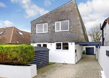 Thumbnail 4 bed detached house for sale in Warren Avenue, Woodingdean, Brighton, East Sussex