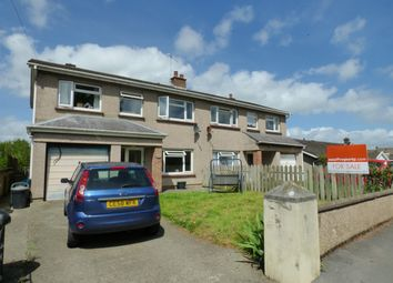 Thumbnail 3 bed semi-detached house for sale in Angle Road, Monkton, Pembroke