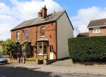 Thumbnail 4 bedroom end terrace house for sale in The Causeway, Dunmow