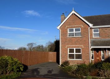Thumbnail 3 bed semi-detached house to rent in 27 Brook Lodge, Balinderry Lower, Lisburn