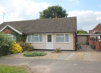 Thumbnail 2 bed detached bungalow to rent in Heycroft Way, Tiptree, Colchester