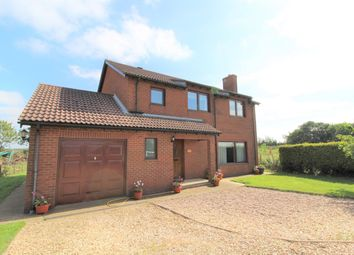 Thumbnail 4 bed detached house for sale in Thorpe Bank, Little Steeping, Spilsby