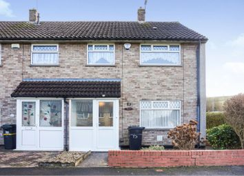Thumbnail 3 bedroom end terrace house for sale in Bittle Mead, Whitchurch