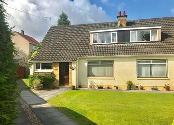 Thumbnail 3 bed semi-detached house for sale in Garngaber Court, Lenzie, Glasgow