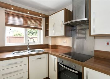 Thumbnail 1 bed terraced house to rent in Chelwood Close, Crawley