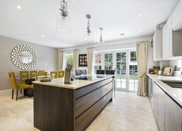 5 bed terraced house for sale in Queens Road, Weybridge, Surrey KT13