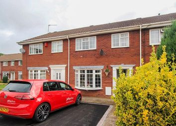 Thumbnail 3 bed terraced house to rent in Vennwood Close, Wenvoe, Cardiff