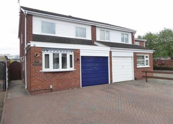 Thumbnail 3 bed semi-detached house for sale in Brierley Road, Coventry