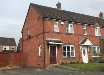 Thumbnail 2 bedroom town house for sale in Clydesdale Drive, Horsehay, Telford