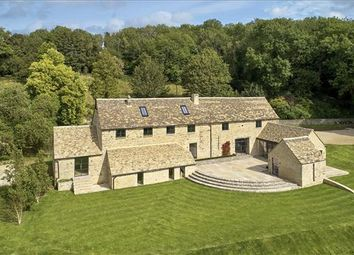 Thumbnail 5 bed detached house for sale in Bagpath, Tetbury