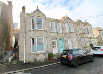Thumbnail 3 bed end terrace house for sale in Peverell Road, Porthleven, Helston