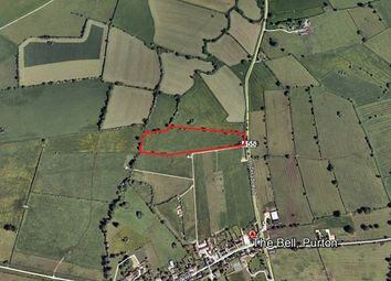Thumbnail 1 bed equestrian property for sale in B4553 Cricklade Road, Cricklade