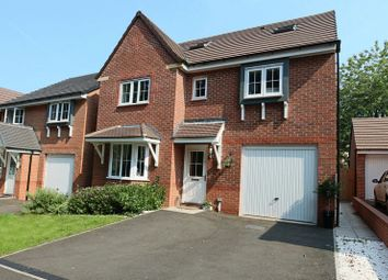Thumbnail 4 Bed Detached House For Sale In Hayeswater Grove Yarnfield Stone